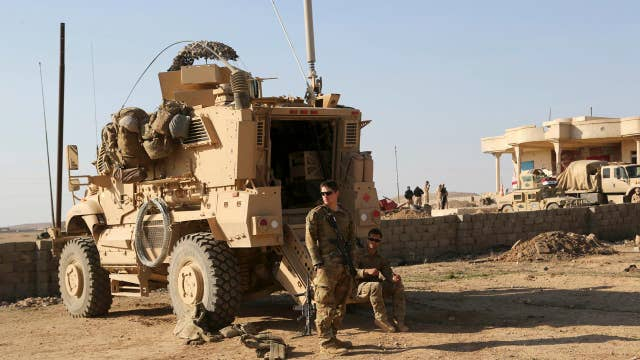 Trump looking to ramp up fight against ISIS
