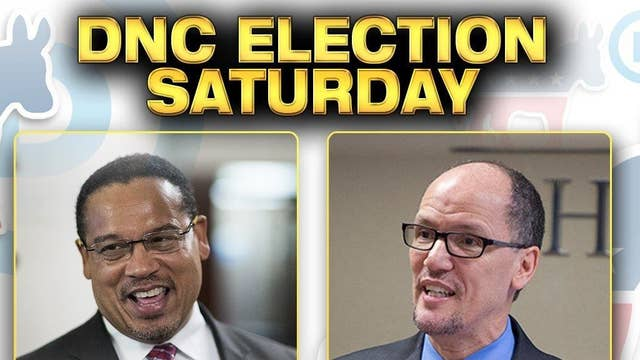 DNC chair battle could push party further left