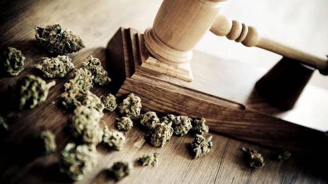 White House signals crackdown on states over marijuana