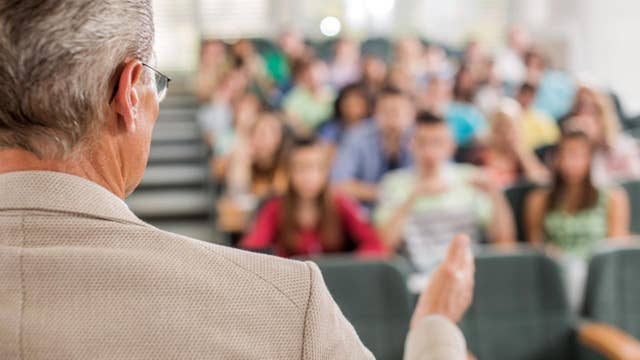 Should colleges hire professors based on party affiliation?