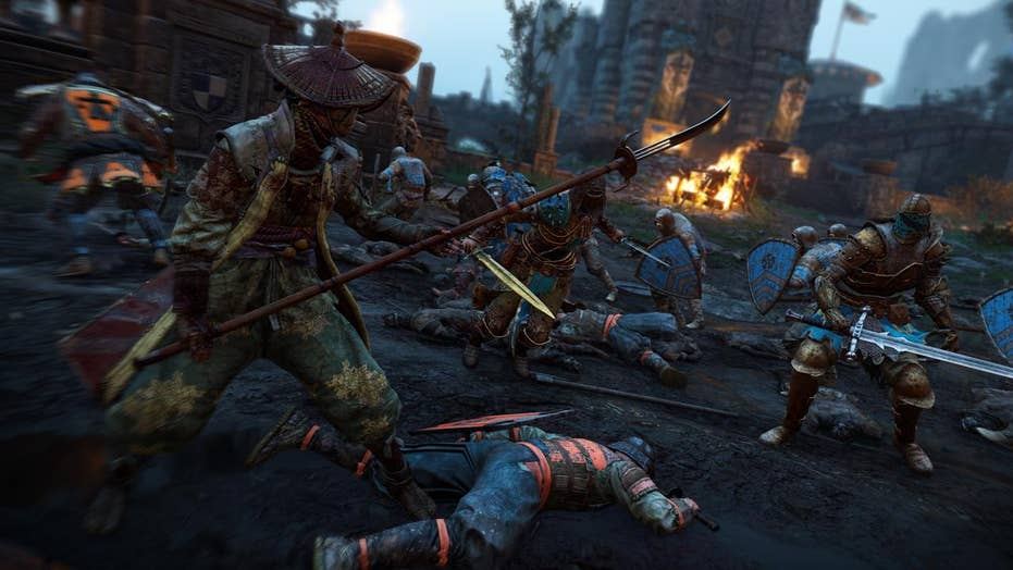 'For Honor': Choose your faction and prepare for battle