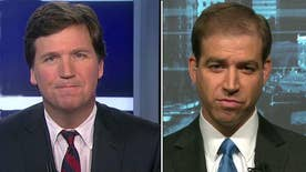 Hartford Mayor Luke Bronin and Tucker face off over Bronin's refusal to follow President Trump's immigration policy #Tucker