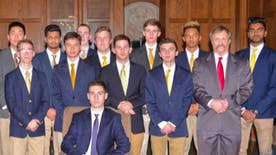 Veteran and fraternity president share their story
