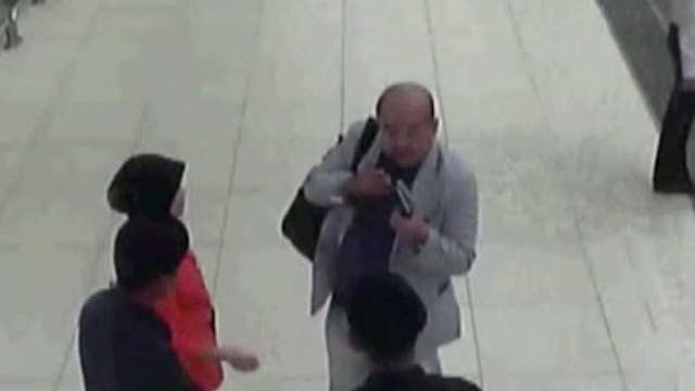 Malaysian officials to sweep airport in assassination probe