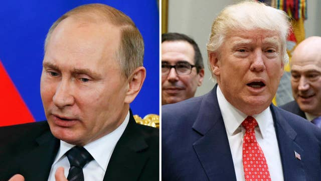 Eric Shawn reports: The Russia-U.S. election probe heats up