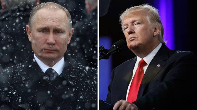 Eric Shawn reports: The Russia-Pres. Trump investigation