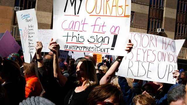 Eric Shawn reports: New laws target the protests