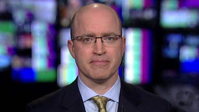 Correspondents' Association head on Trump and the media