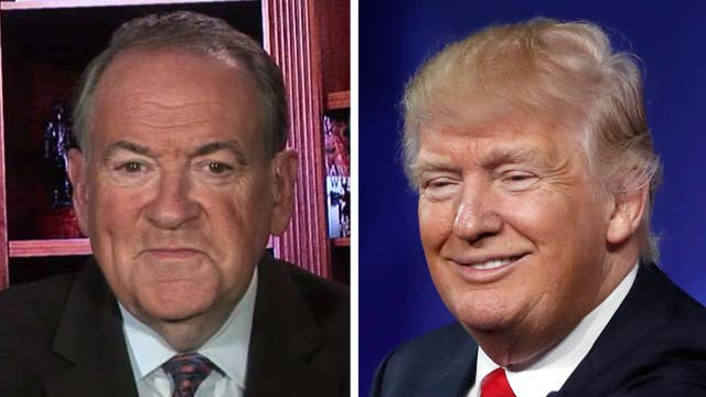 Huckabee's advice to Trump: Governors can be your best asset