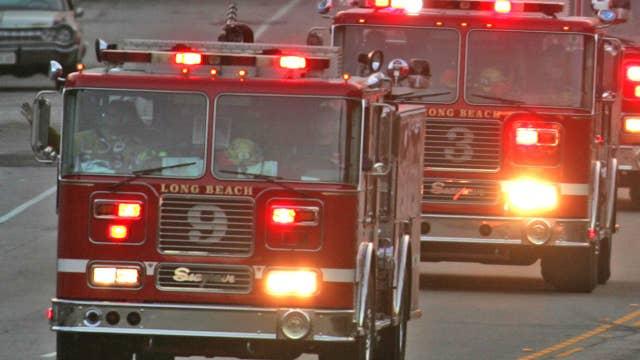 Alarming report: National shortage of volunteer firefighters