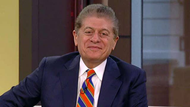 Judge Napolitano: Transparency is a vital aspect of freedom