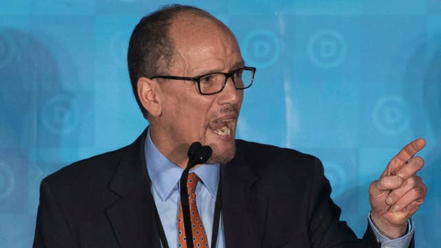 How the DNC chief shows a shift in the Democratic Party