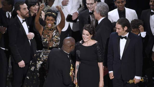 Biggest Oscars gaffe of all time?