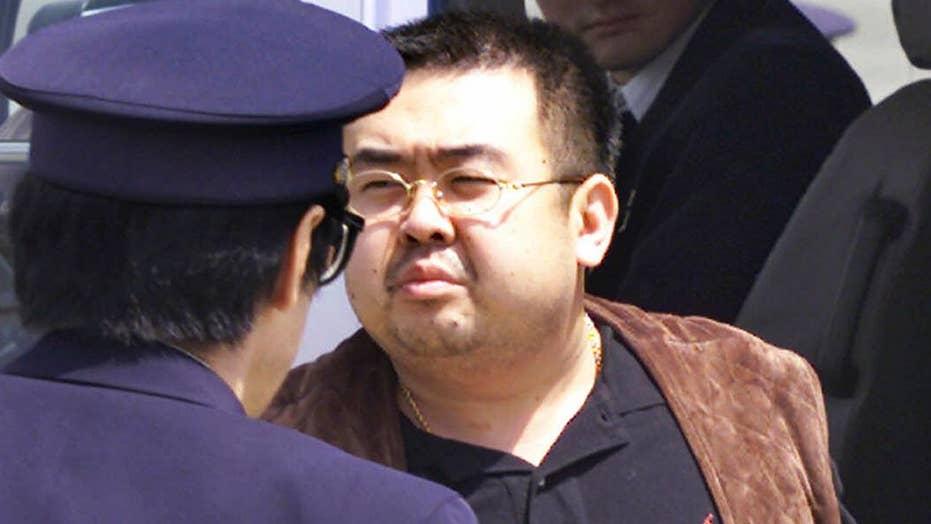Report: Kim Jong Nam's killers used banned nerve agent
