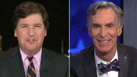 Bill Nye has argued that climate change deniers suffer psychological delusions. Tucker takes him on in an unforgettable debate #Tucker