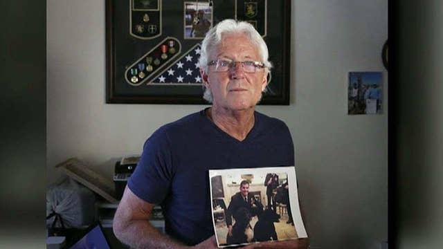 Father of slain Navy SEAL demands probe into Yemen raid