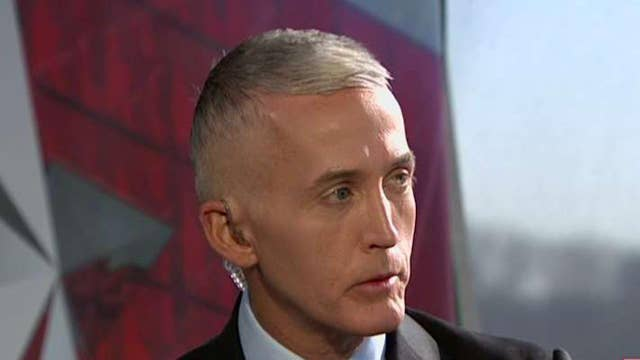 Gowdy: 'Show hearing' on Russia is not in our best interest