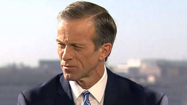 Sen. Thune: Reducing health care costs is the biggest goal
