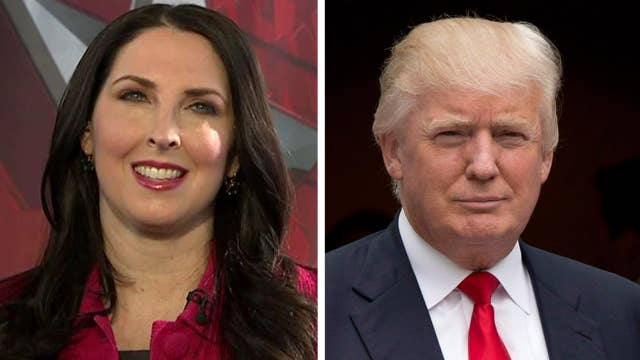 RNC chair speaks out: Why can't Dems give Trump a chance?