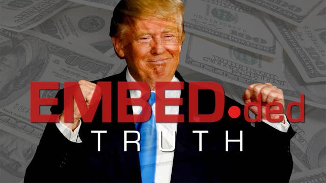 Trump, his tax policy, and his tax returns