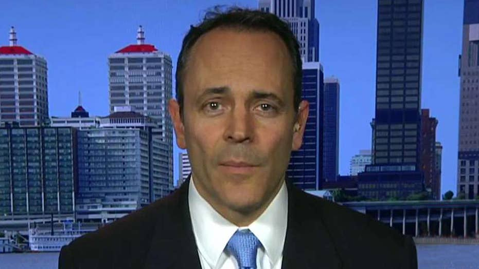 Kentucky Governor Bevin: ObamaCare has been a disaster