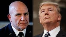Trump, McMaster at odds over 'radical Islamic terrorism'?