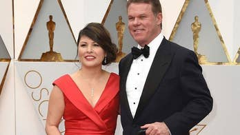 PwC accountants Brian Cullinan and Martha Ruiz were responsible for the winners' envelopes at Sunday's Oscar show