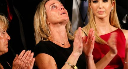 Ex-Clinton volunteer slammed, loses job, after swipe at widow of fallen SEAL