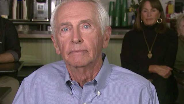 Steve Beshear delivers Democratic response to Trump address