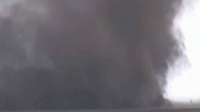 Deadly twisters strike the Midwest