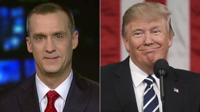 Corey Lewandowski reflects on President Trump's address