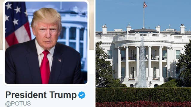 Are Trump's tweets hurting the White House's messaging?