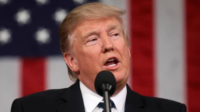 Trump outlines ambitious economic agenda in speech