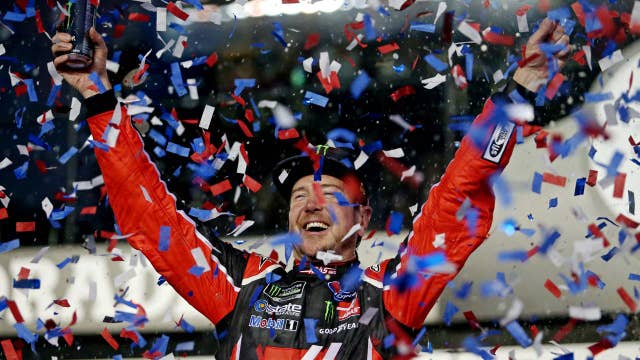 NASCAR's Kurt Busch opens up about first Daytona 500 victory
