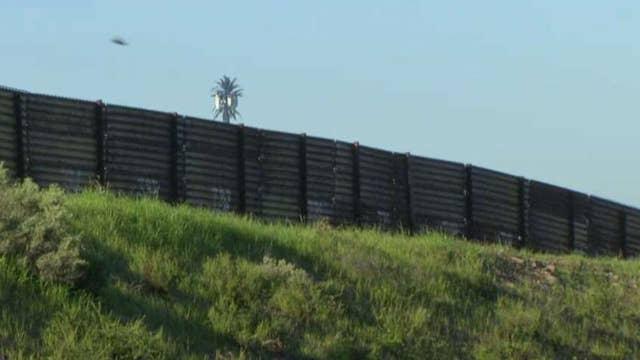 Border cities react to President Trump's address