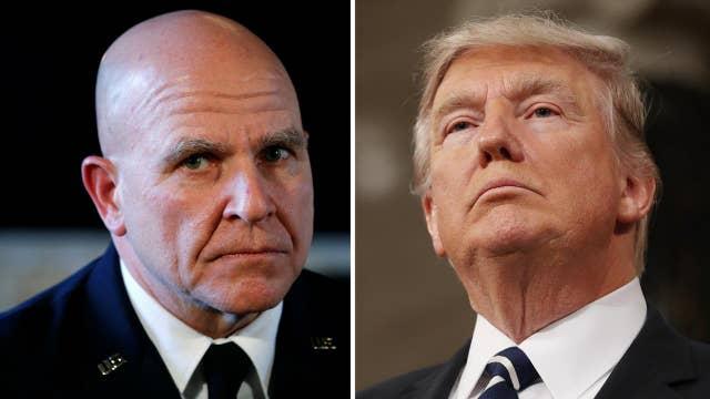 Trump, McMaster at odds over 'radical Islamic terrorism'?