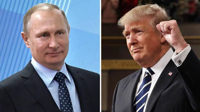 Should Trump have touched on Russia in address to Congress?