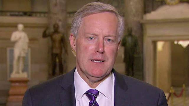 Meadows: Don't want to replace ObamaCare with failed program