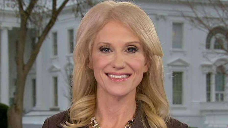 Conway: Trump is keeping his promises to the American people