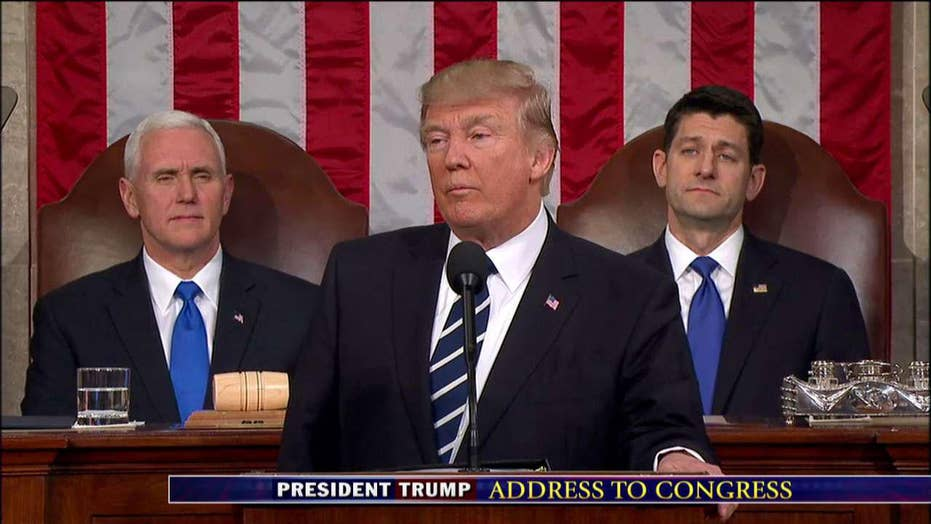 Trump: We must restore rule of law at our borders