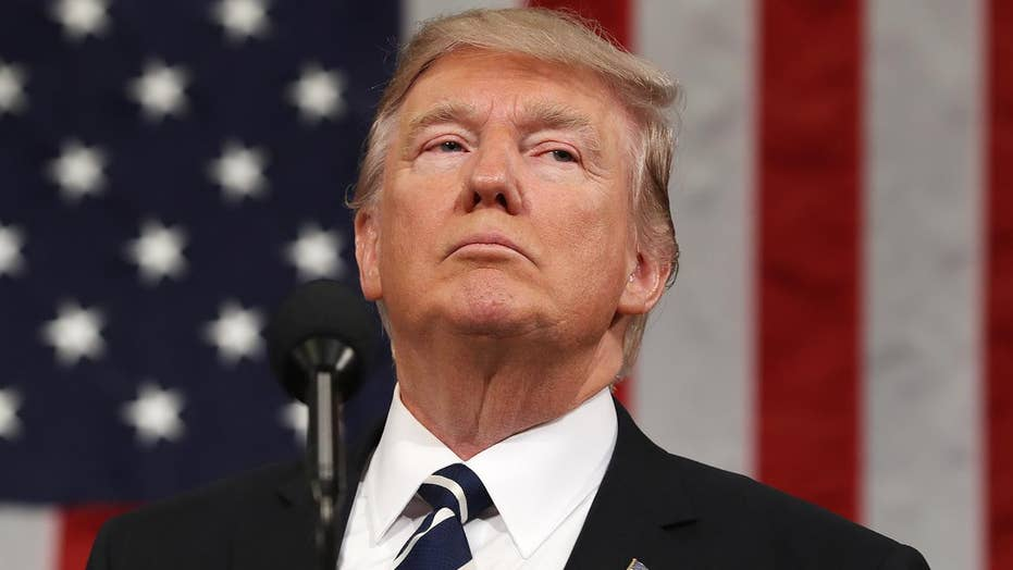 Trump takes hard stance against 'radical Islamic terrorism'