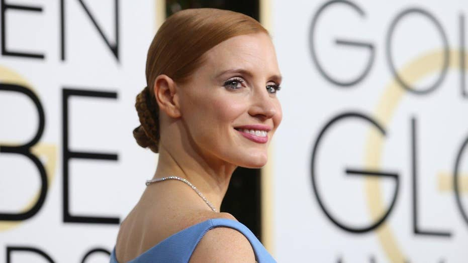 Jessica Chastain criticizes Hollywood