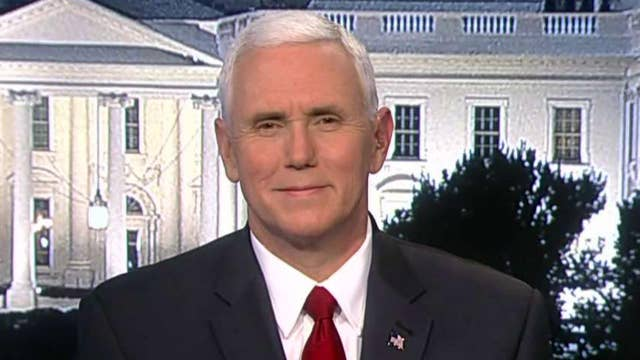 Mike Pence on problems facing the country