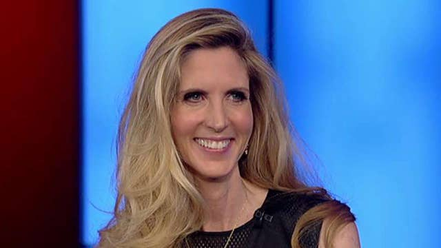 Coulter: Trump's delivery may change, but not his message
