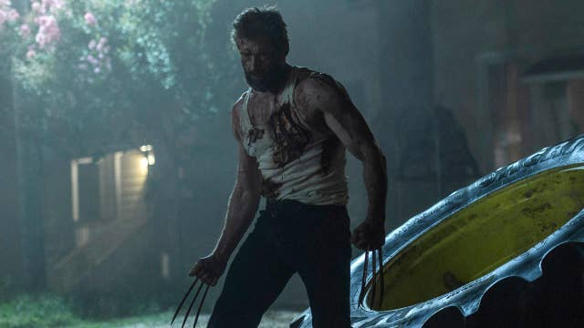 In the FoxLight: Fan event for 'Logan'