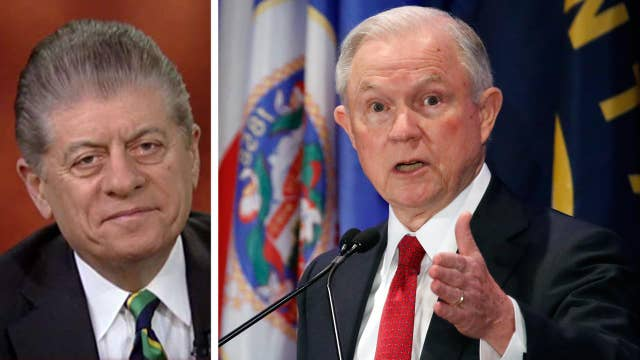 Judge Napolitano breaks down the Sessions-Russia allegations