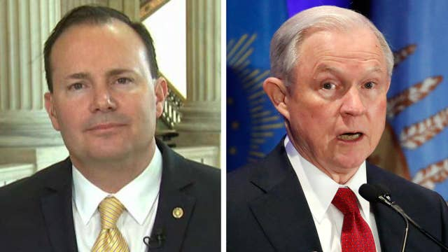 Sen. Lee: Sessions would never willfully mislead anyone