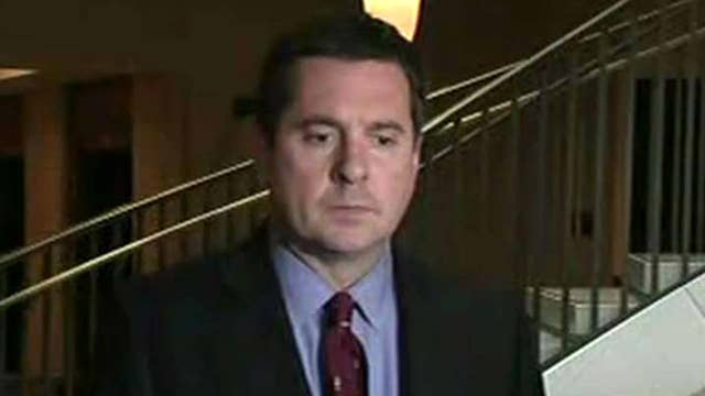 Nunes: Waiting to determine who is a part of these leaks