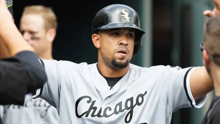 Cuban-born Major League Baseball player José Abreu of the Chicago White Sox tells jury he ate part of his fake Haitian passport on flight to US. Abreu testified in trial of an alleged Cuban ballplayer smuggling ring trial