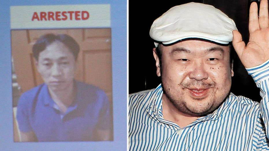 Malaysia to deport North Korean suspect in Kim Jong Nam case